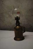 lampe pétrole olympe  15 Blaye-les-Mines (81)