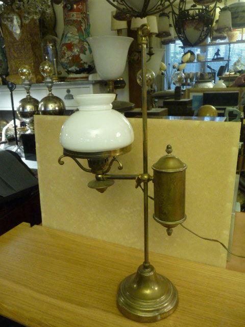 LAMPE A PÉTROLE QUINQUET 190 Trappes (78)