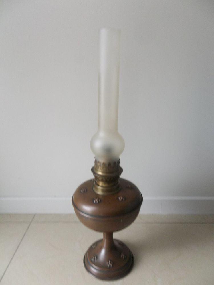 LAMPE A PETROLE VINTAGE 35 Ancenis (44)