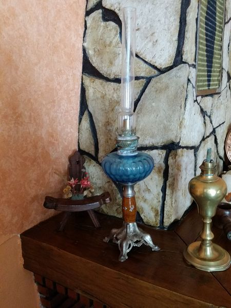 lampe à pétrole 25 Pont-du-Casse (47)