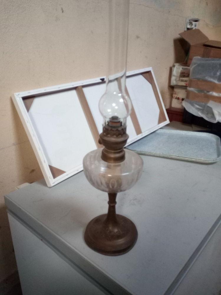 lampe à pétrole Décoration