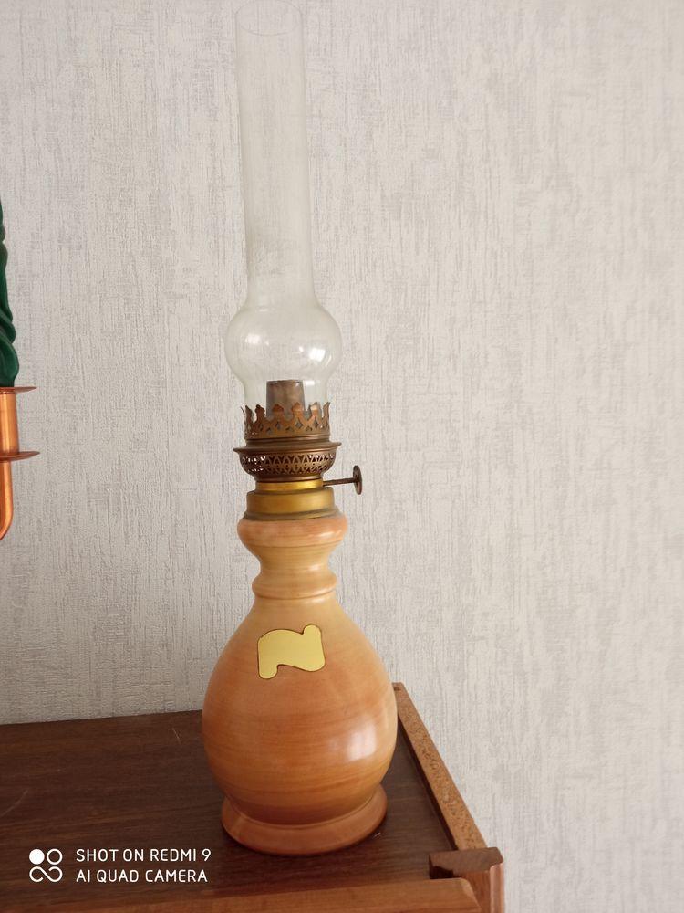 Lampe a pétrole 0 Fougères (35)