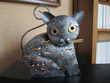 Lampe photophore chat Décoration