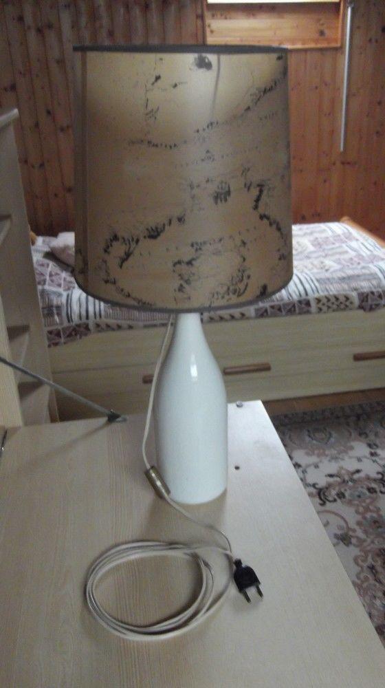 Lampe sur pied et abat-jour 10 Aix-les-Bains (73)