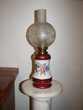 Lampe sur pied porcelaine