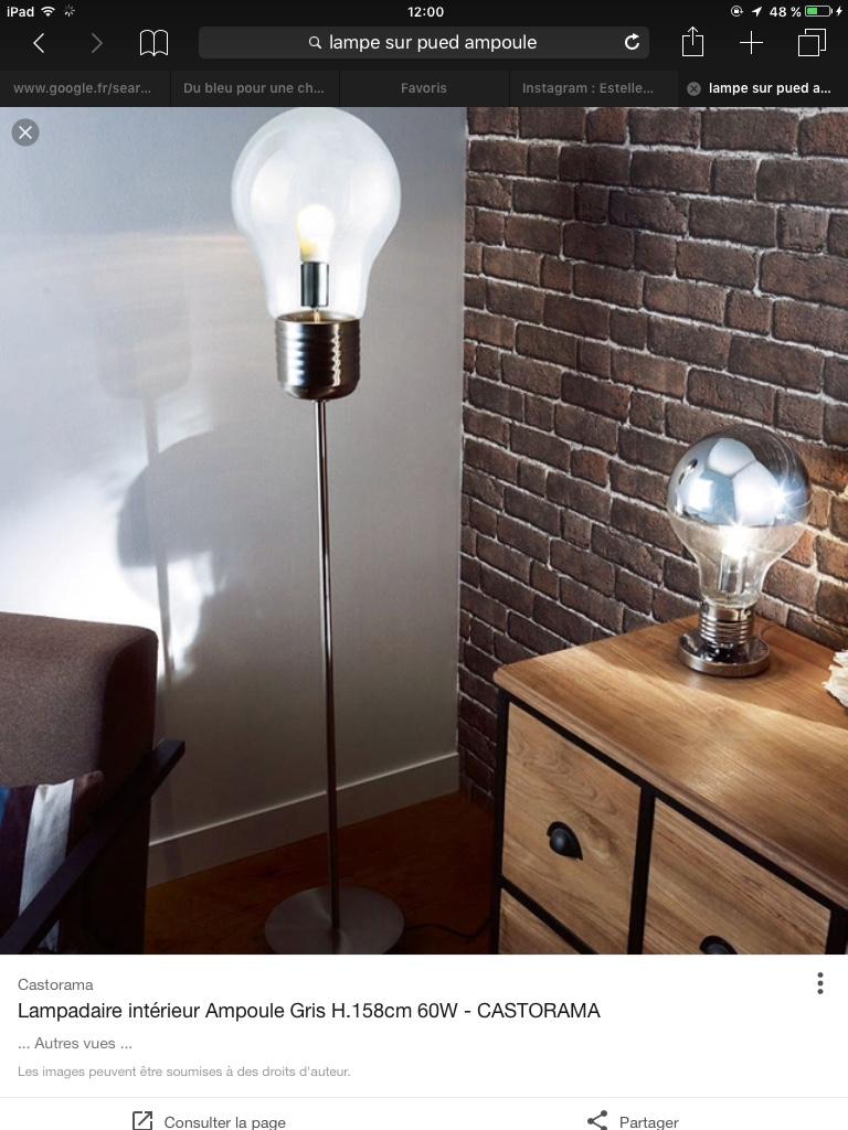 lampe sur pied 25 Gagny (93)