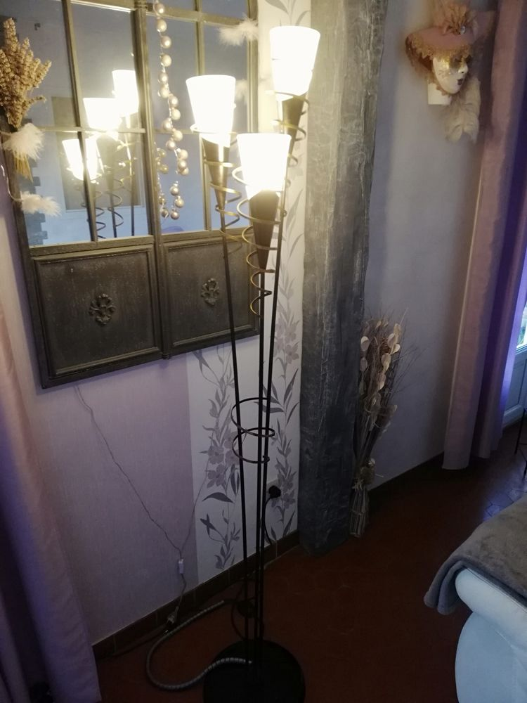 Lampe sur pied 50 Barentin (76)