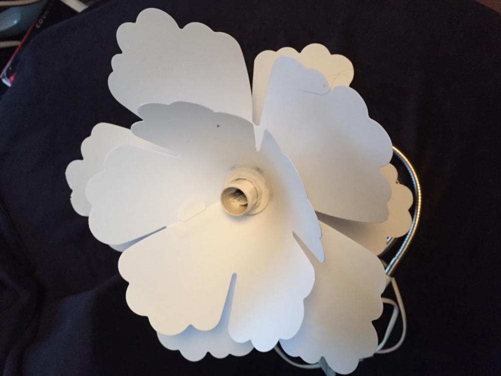 Lampe à poser décorative Fleur Pied flexible parfait état 20 Saint-Ismier (38)