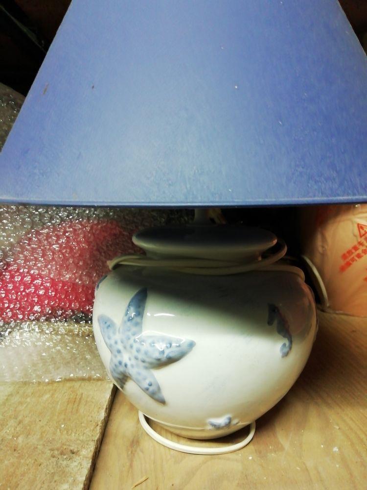LAMPE A POSER THEME MER 9 Fosses (95)