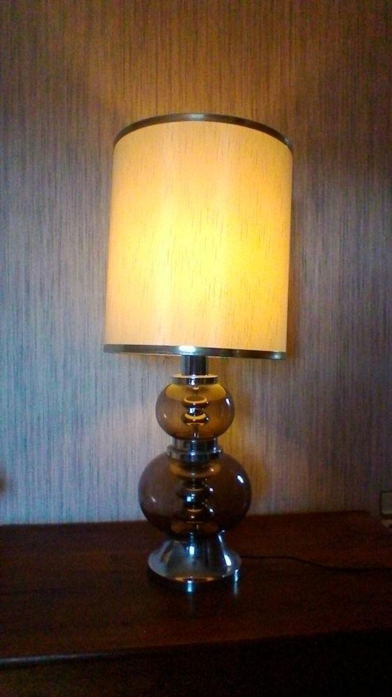 Lampe à poser vintage 1973.  0 La Grande-Motte (34)