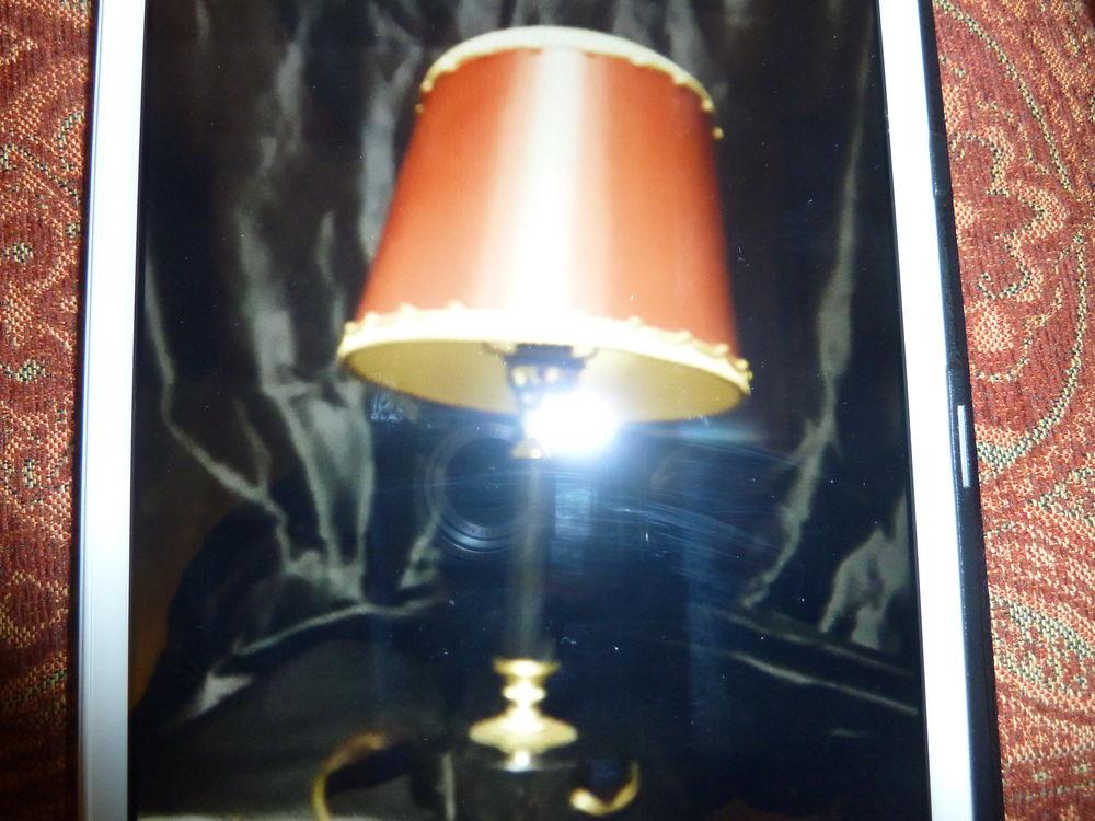 LAMPE A POSER Décoration