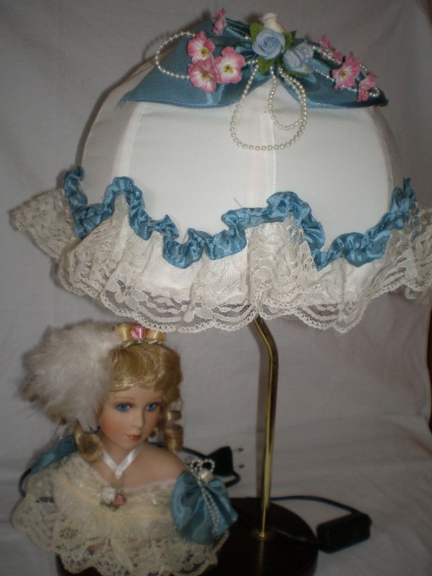 Lampe poupée 12 Pont-Scorff (56)