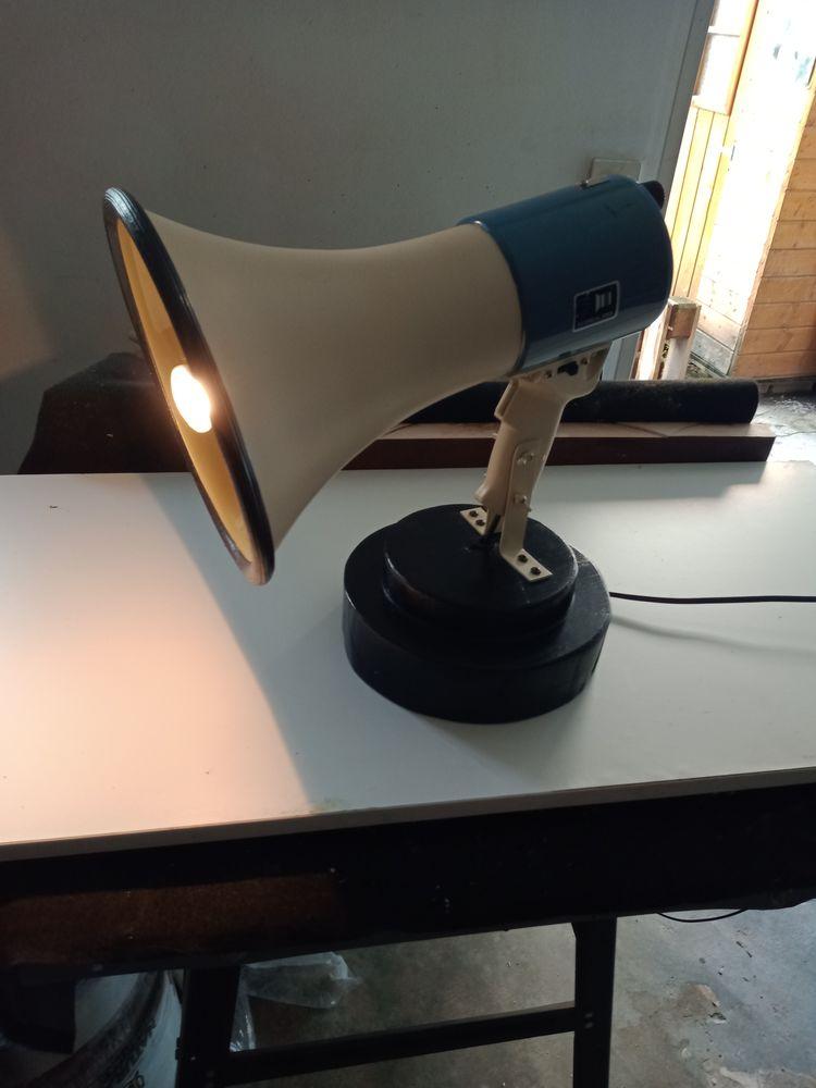 Lampe projecteur artisanale 50 Nice (06)
