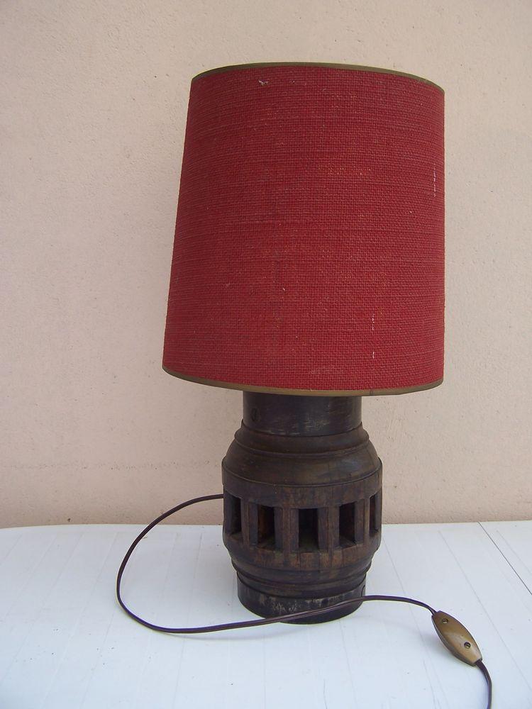 LAMPE RUSTIQUE 28 Rouen (76)