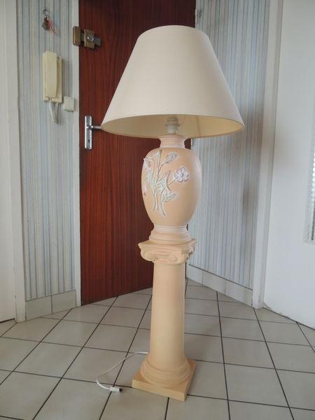 Achetez lampe de salon sur occasion annonce vente rez - Meuble pour lampe de salon ...