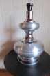 Lampe de salon, Haute, aluminium et inox, Design Décoration