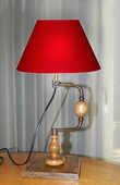 Lampe de table loft industriel 35 Lagny-sur-Marne (77)