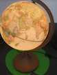 Lampe de table mapemonde