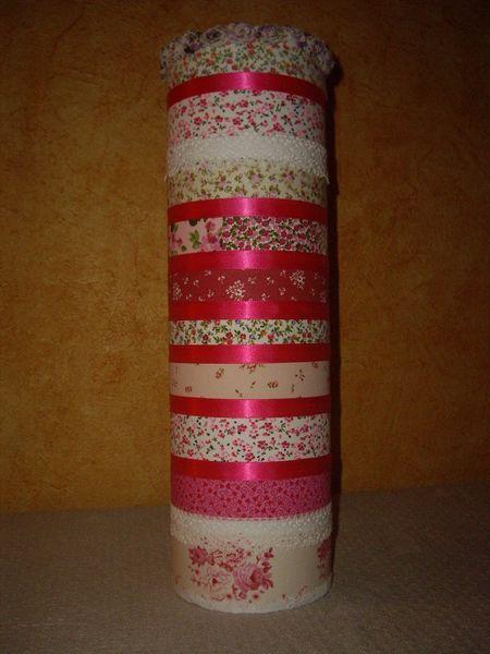 lampe verticale cylindrique romantique 42 Trans-en-Provence (83)