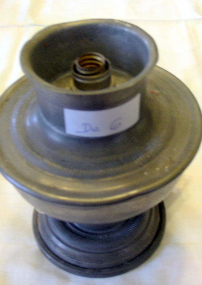 Lampe vintage en étain Réf: De6 7 Pantin (93)