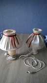 Lampes anciennes + chopes de bière 18 Orvault (44)