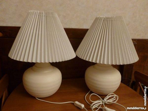 Achetez Lot De 2 Lampes Occasion Annonce Vente A Torcy 77 Wb152968520