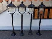Lampes de jardin 80 Notre-Dame-des-Millières (73)