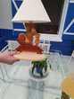 2 lampes  1 lampe nounours  1 lampe franklin