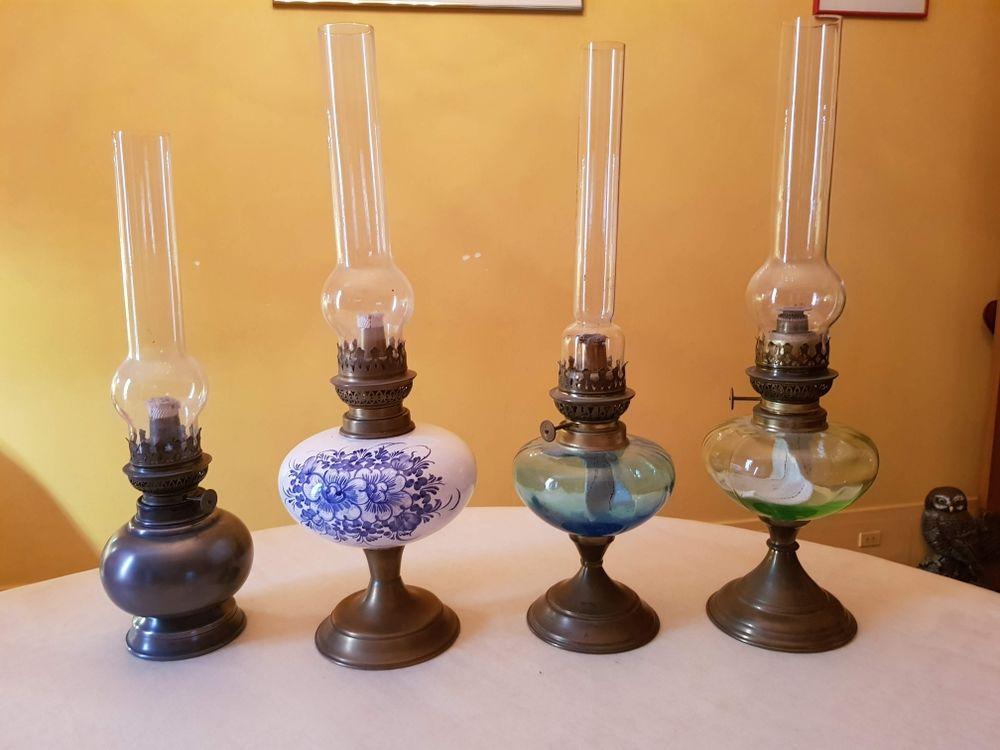 lampes à pétrole 50 Paris 10 (75)