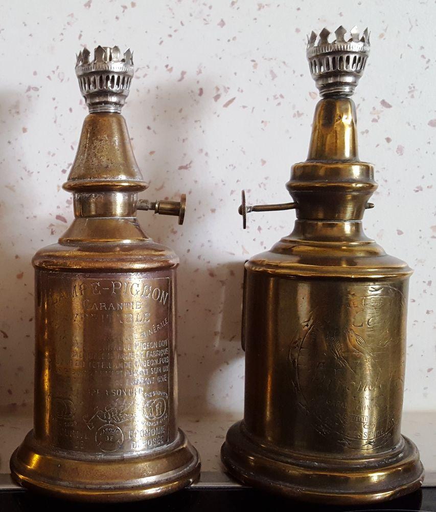 Lampes à pétroles et bougeoir 60 Saint-Martin-d'Hères (38)