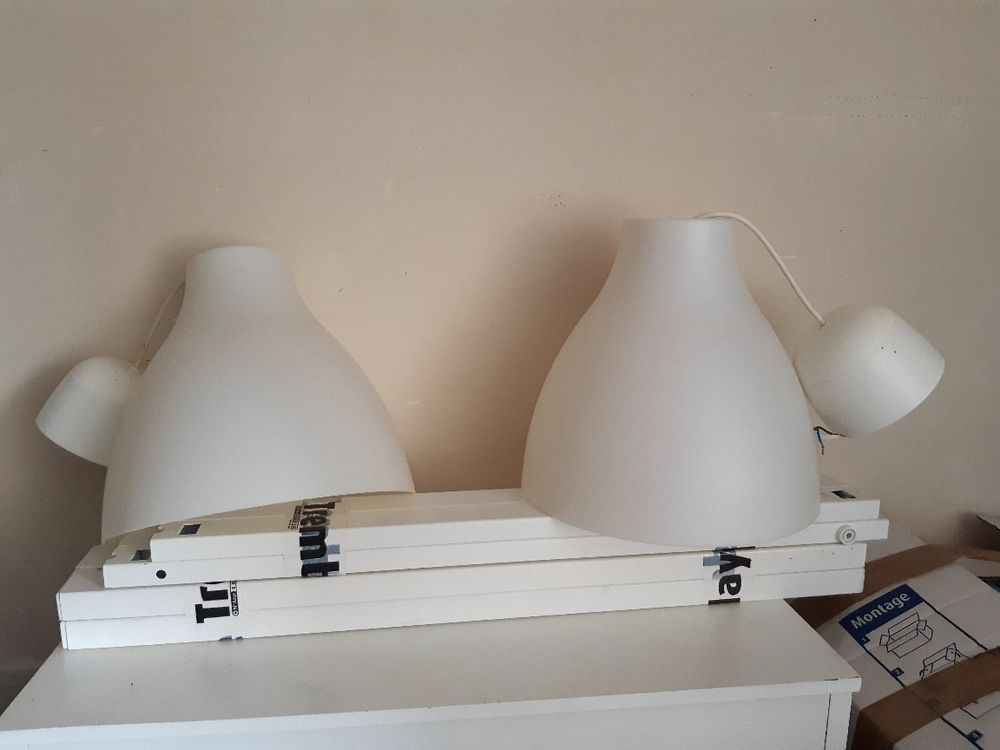 2 LAMPES PLAFOND 10 Rennes (35)