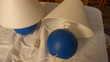 2 LAMPES Décoration