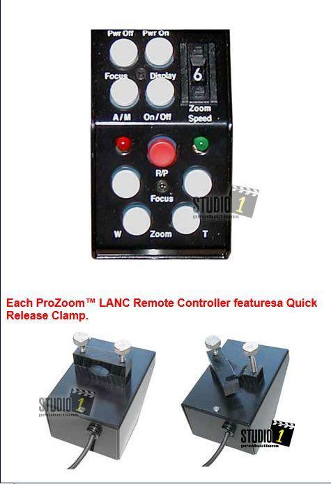 LANC Remote Controller pour caméscope JVC  120 Paris 15 (75)