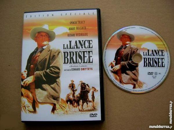 DVD LA LANCE BRISEE - Western 8 Nantes (44)