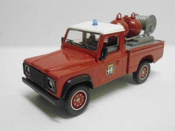 Land Rover 110 sphères 14 Follainville-Dennemont (78)