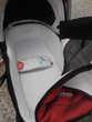 landau de marque chicco + siège auto 0 à 8 mois . Puériculture