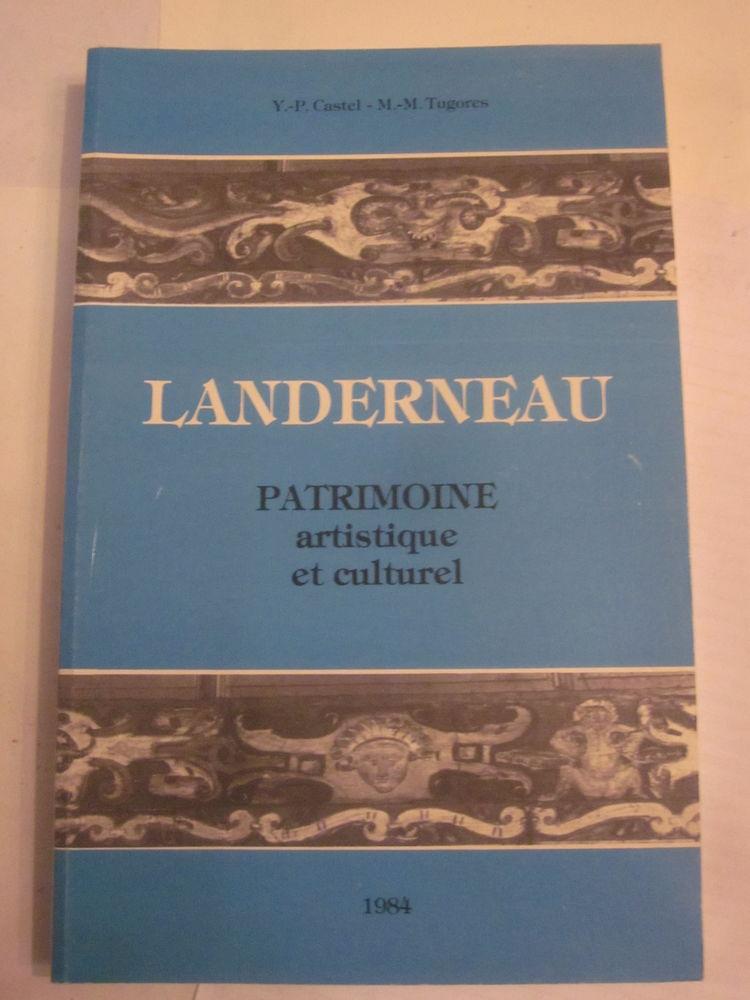 LANDERNEAU PATRIMOINE ARTISTIQUE ET CULTUREL 25 Brest (29)