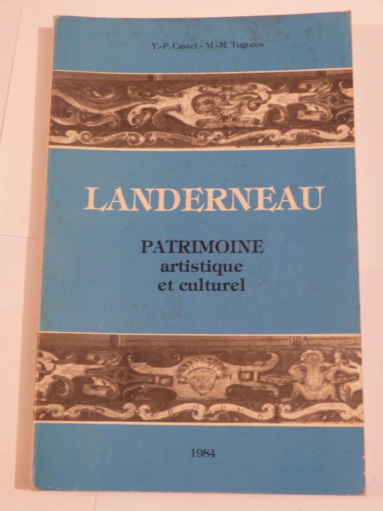 LANDERNEAU PATRIMOINE ARTISTIQUE ET CULTUREL 10 Brest (29)