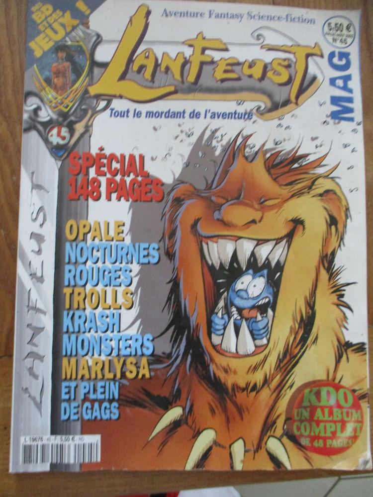Lanfeust -Aventure Fantasy Science-fiction n°45 5 Sathonay-Village (69)