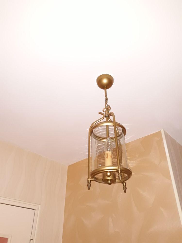 lanterne en laiton. 61 Saint-Dizier (52)