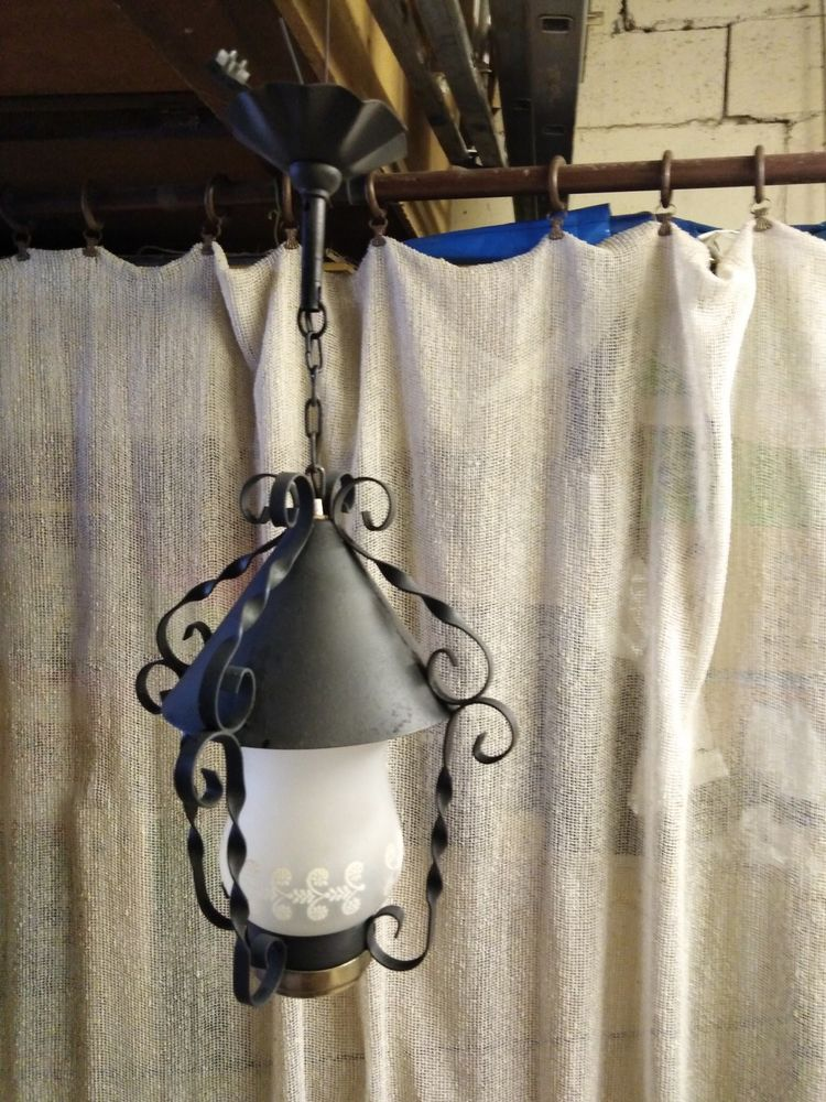 Lanterne fer et vérine 20 Saint-Médard-en-Jalles (33)