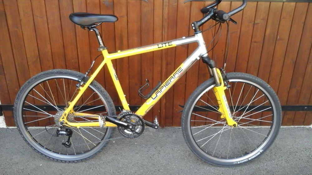 VTT LAPIERRE très bon état Taille cycliste environ 1m70 1m80 0 Jarrie (38)