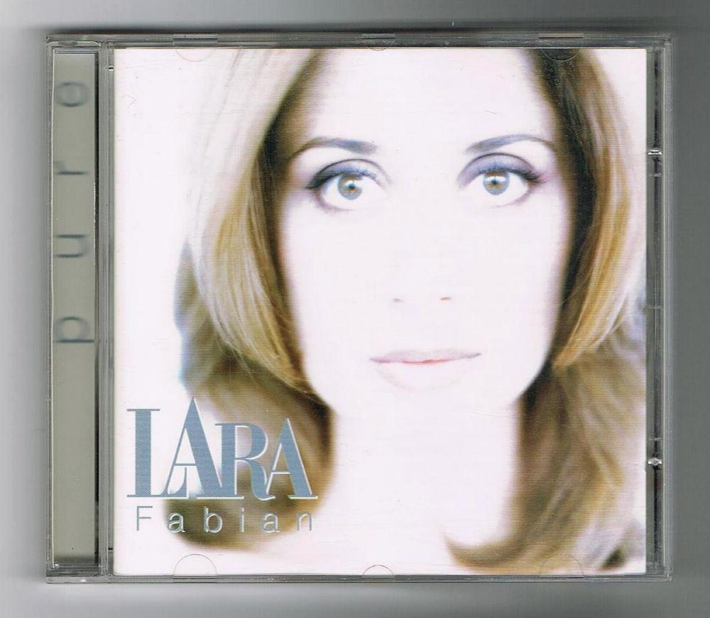 LARA FABIAN -CD- PURE - TOUT -LA DIFFERENCE-HUMANA-JE T'AIME 4 Tourcoing (59)