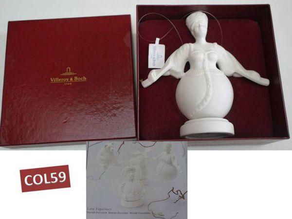Lara figurines femme russe - porcelaine biscuit 25 Mons-en-Barœul (59)
