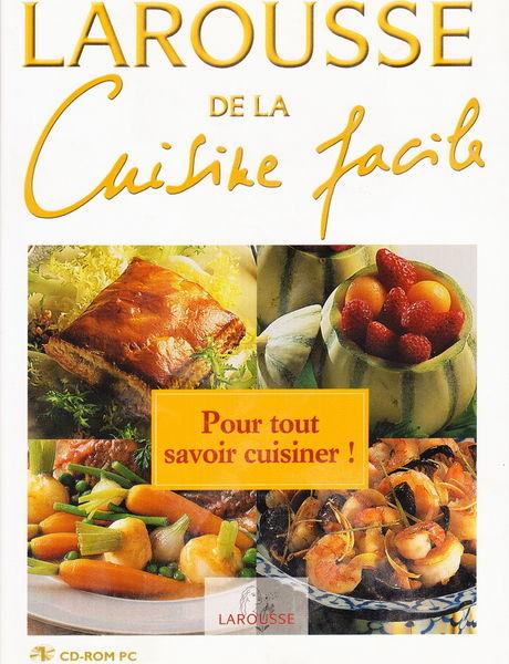 CD PC Larousse de la Cuisine facile 3 Aubin (12)