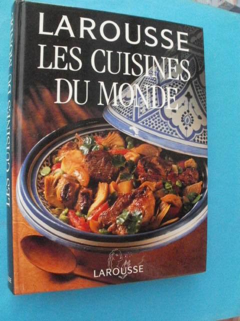 LAROUSSE les cuisines du monde 12 Montauban (82)