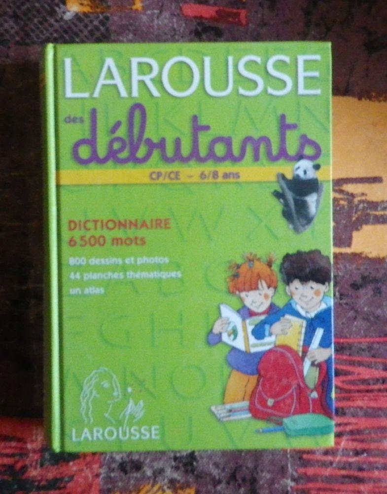 LAROUSSE DES DEBUTANTS CP/CE 6/8 ANS PARFAIT ETAT 5 Attainville (95)