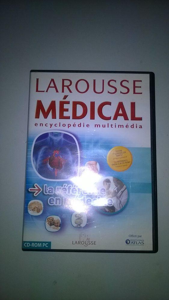 CD Larousse Médical 7 Talange (57)