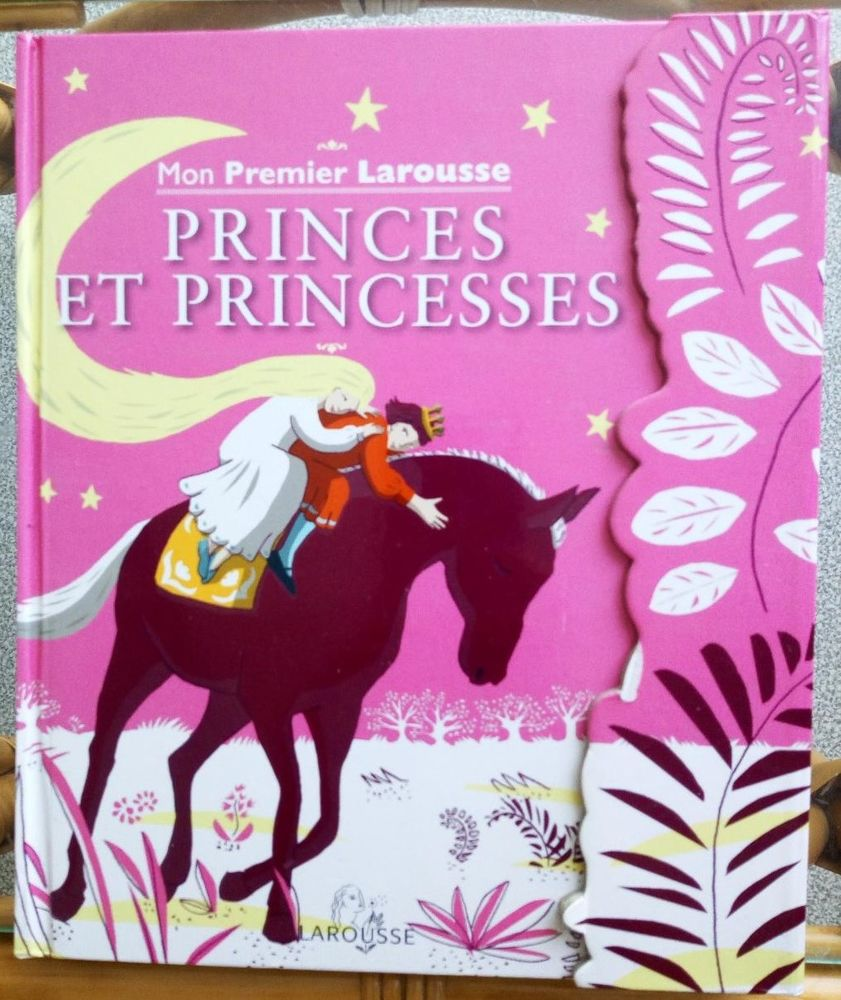 Larousse - Princes et princesses 10 Geispolsheim (67)