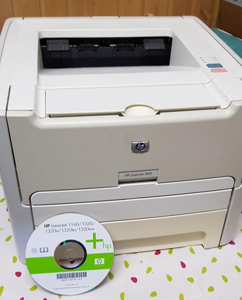 HP Laserjet 1160 + cartouche toner neuve HP49A 90 Collonges-sous-Salève (74)